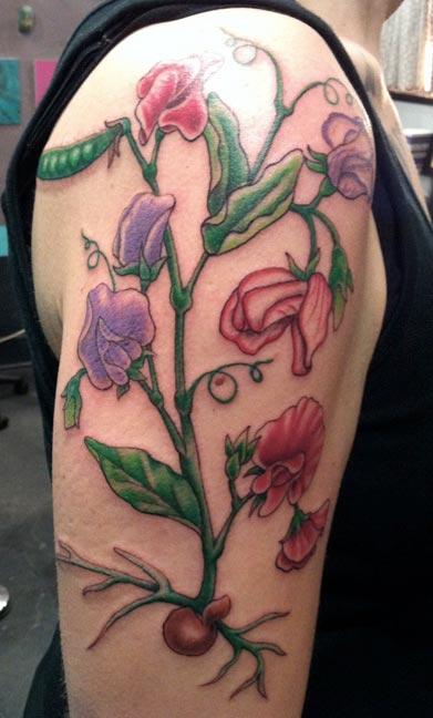 Portland Tattoo Artist Mark Misoda 4